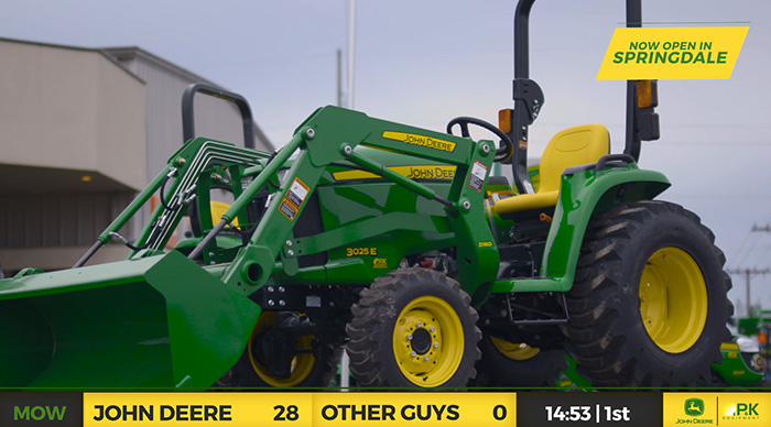 2017 Fall Tractor TV Commercial