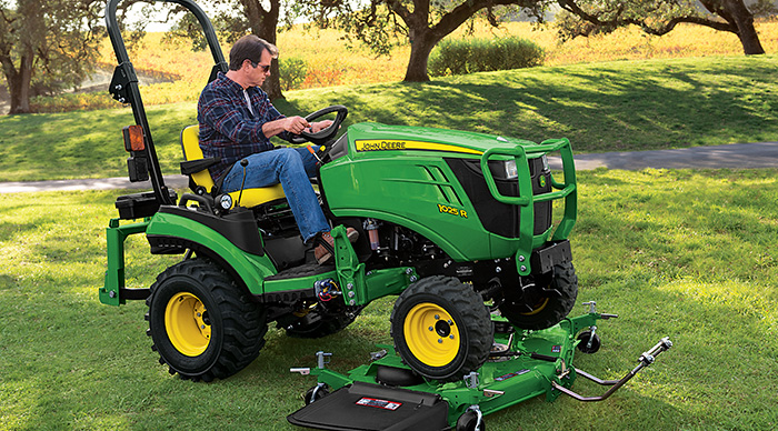 John Deere AutoConnect Mower Deck