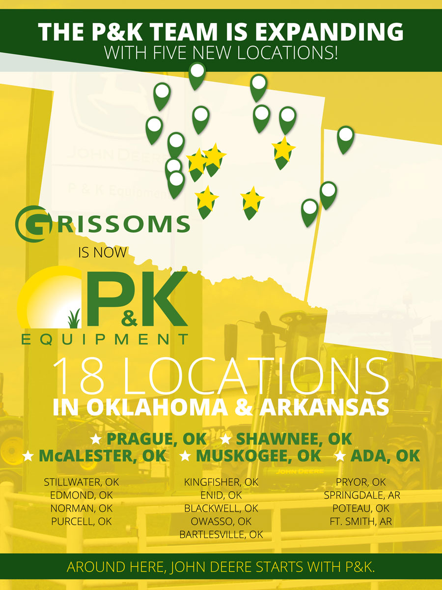 P&k equipment norman oklahoma
