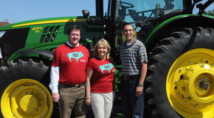 P&K Participates in Governor's SeptemberFest