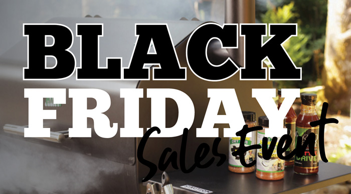 2018 Green Mountain Grill Black Friday Sale