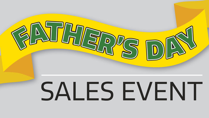 2020 Father's Day Sales Event