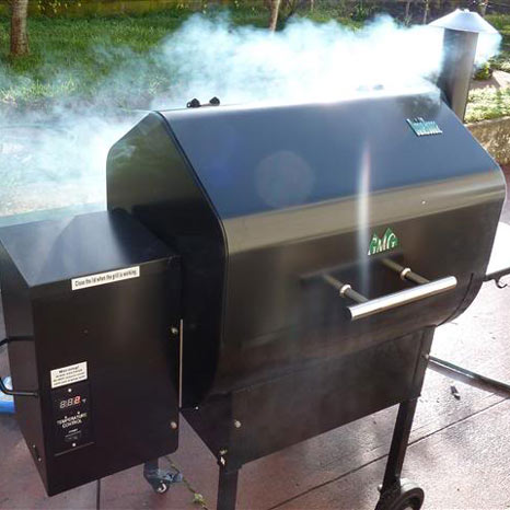 Green Mountain Grills at P&K