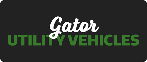 Gator Utility Vehicles ON SALE during P&K's Black Friday Sales Event