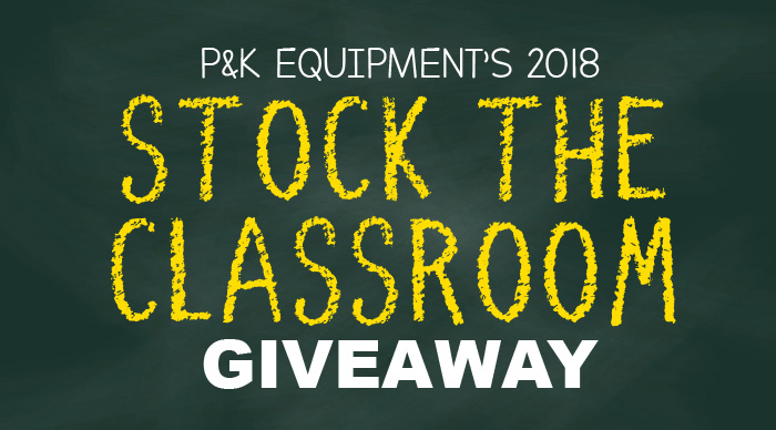 2018 Stock the Classroom Giveaway