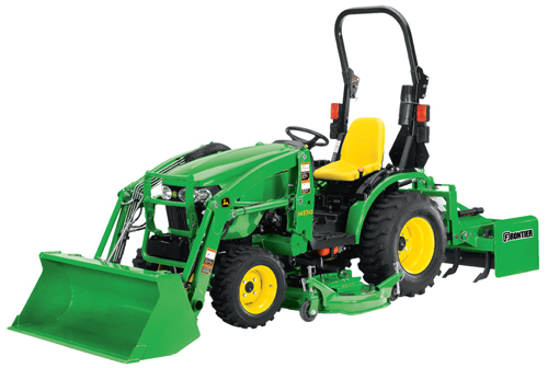 2025R Compact Tractor