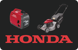 HONDA EQUIPMENT
