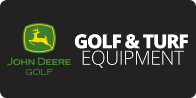 John Deere Golf & Turf Equipment