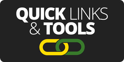 Quick Links & Tools