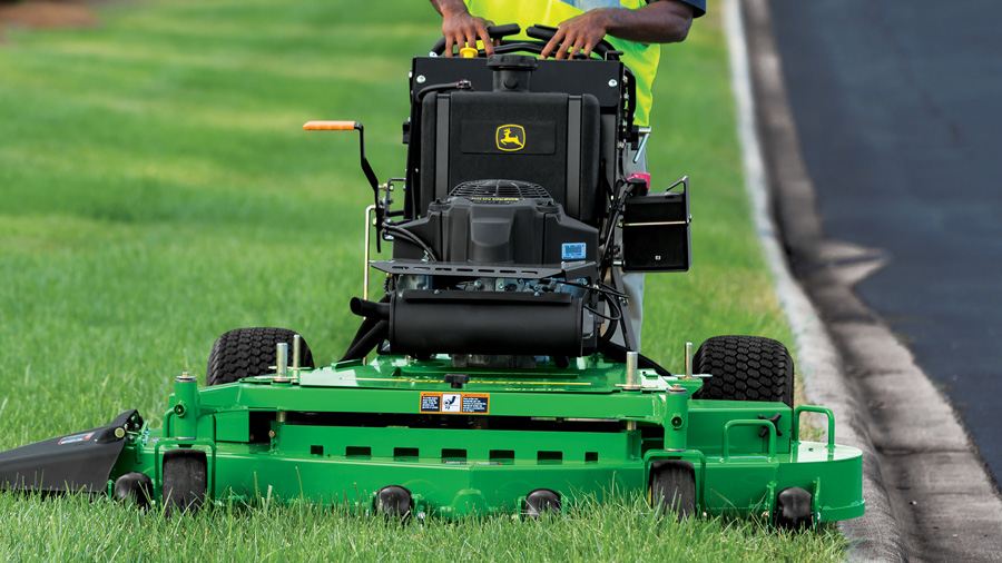 Get $800 off WH36A, WH48A, WG52A, & WG61A Commercial Walk Behind Mowers at P&K!